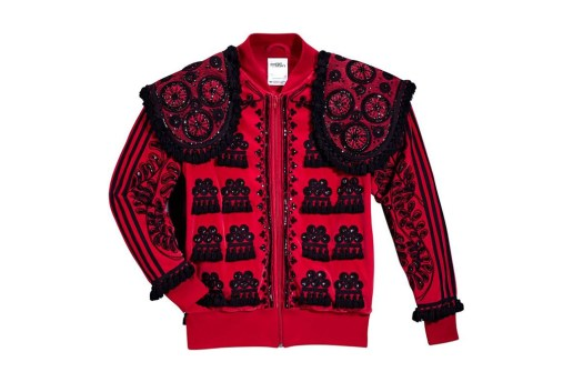 adidas Originals JS Torero Superstar Track Top