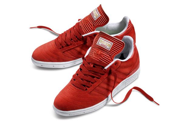 adidas Skateboarding Busenitz University Red