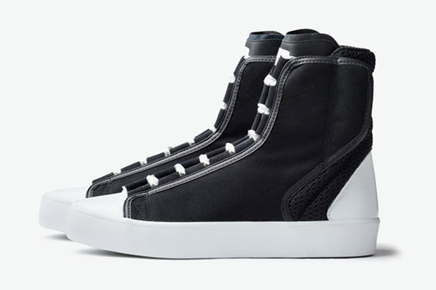adidas SLVR High Top Lace
