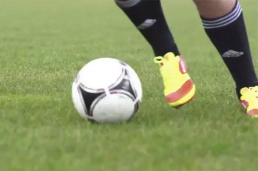 adidas UEFA EURO 2012 Tango 12 Official Match Ball