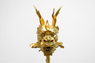 "Ai Weiwei ""12 Gold Zodiac Heads"" Exhibition @ Paul Kasmin Gallery"