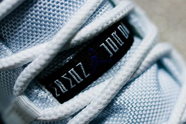 "Air Jordan 11 ""Concord"" 2011 Retro"