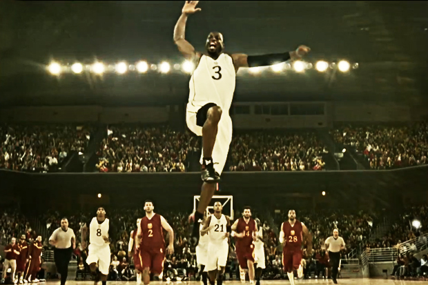 """Air Jordan Fly Wade 2 """"This is Flight"""" Commercial"""