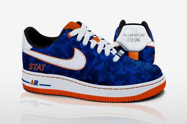 "Amar'e Stoudemire x Nike Sportswear ""Always On"" Air Force 1"