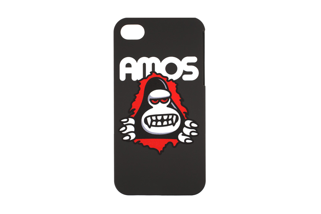 "Amos Toys iPhone 4/4S ""Ripper Ken"" Case"