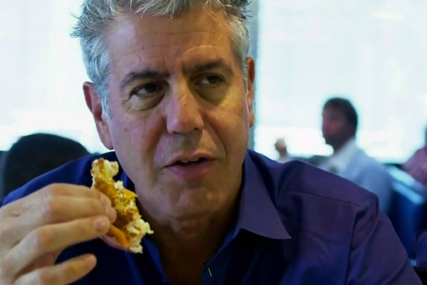 Anthony Bourdain's 'The Layover'