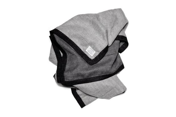 Apolis Co-op Alpaca Blanket