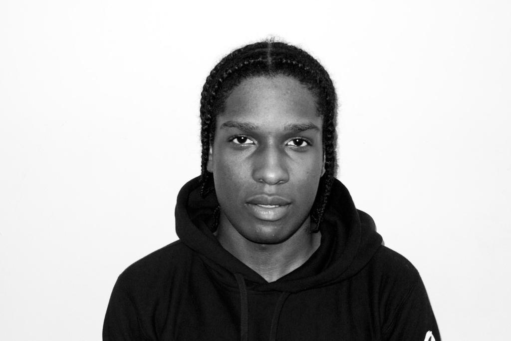 A$AP Rocky shot by Terry Richardson