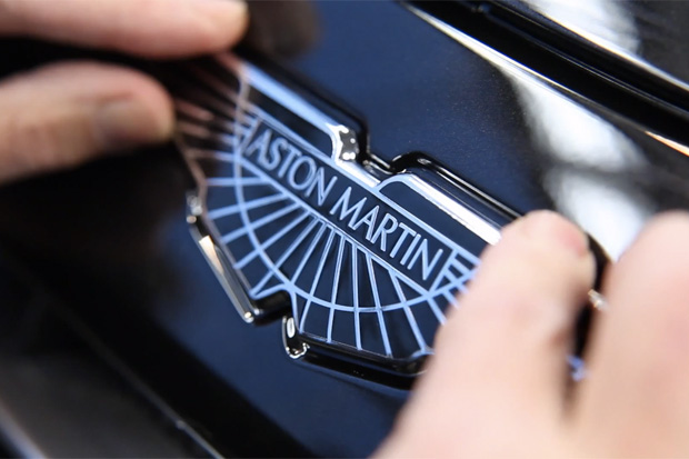 """The Aston Martin Cygnet """"Handcrafted"""" Video"""