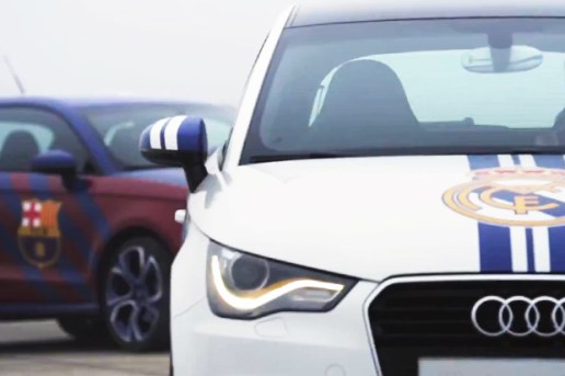 "Audi ""Passion Leaves Its Mark Again"" Video"