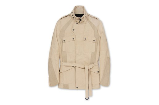 Balmain 2012 Spring/Summer Safari JL Coat