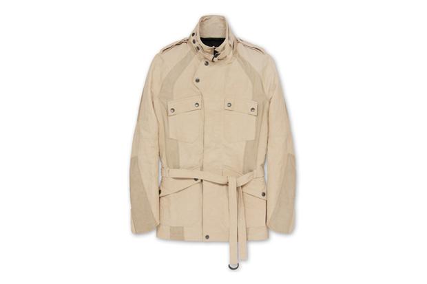balmain 2012 springsummer safari jl coat
