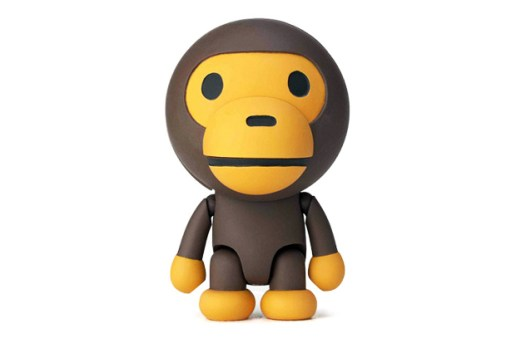 "A Bathing Ape ""BABY MILO"" Figure"