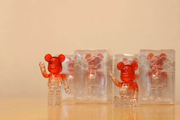 "Benny Gold x Medicom Toy Bearbrick ""SF Fog Series"""