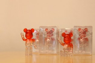 "Benny Gold x Medicom Toy Bearbrick ""SF Fog Series"""