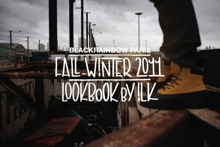 BlackRainbow 2011 Fall/Winter Lookbook