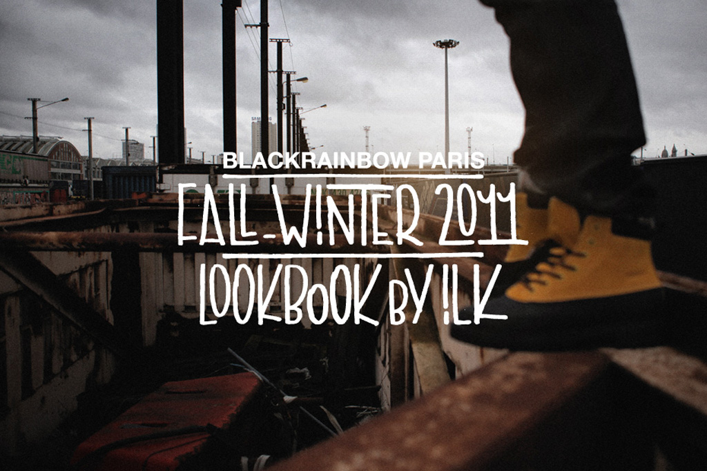 blackrainbow 2011 fallwinter lookbook