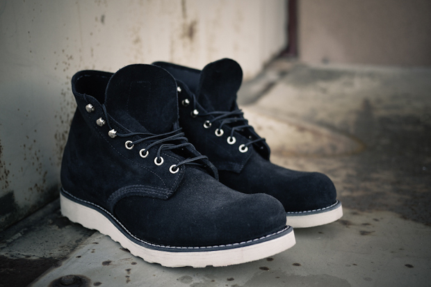 """Blends x Red Wing 6"""" Round Toe Boot"""