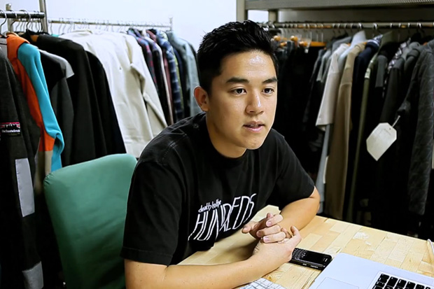 Bobby Hundreds: Cut & Sew Progression