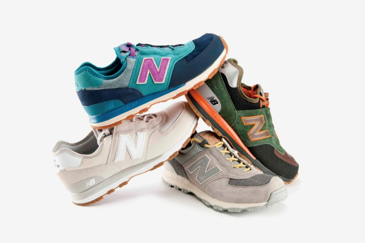 Bodega, mita Sneakers, 24 Kilates & Kasina x New Balance ML581 Collection
