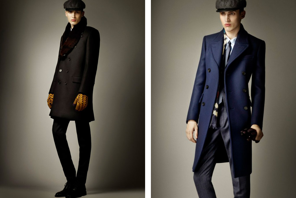 Burberry Prorsum 2012 Fall/Winter Pre-Collection