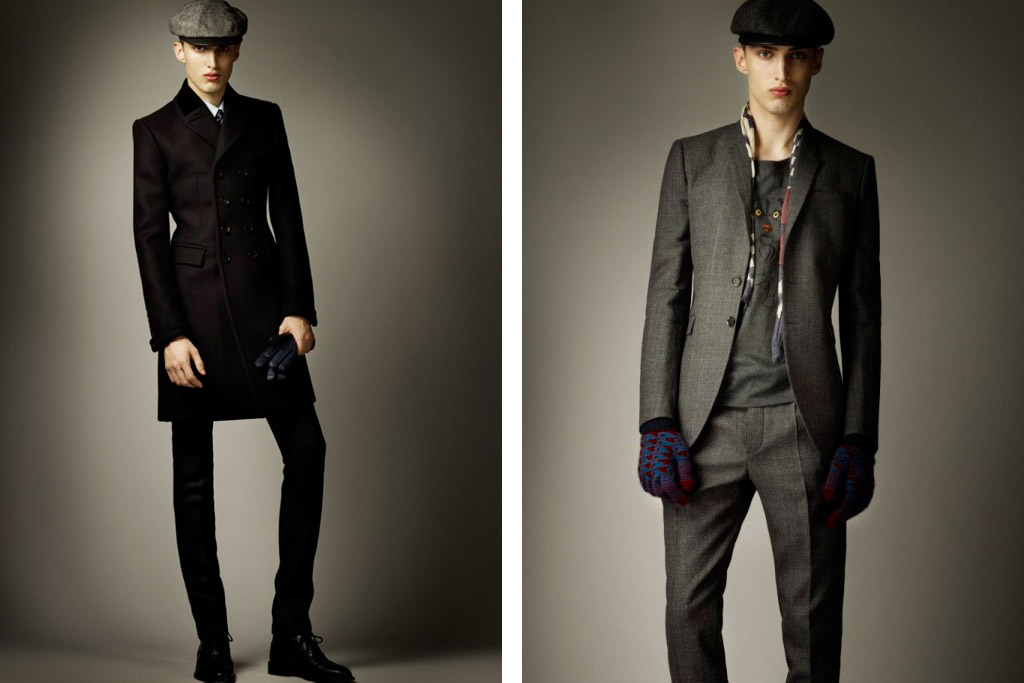 burberry prorsum 2012 fallwinter pre collection