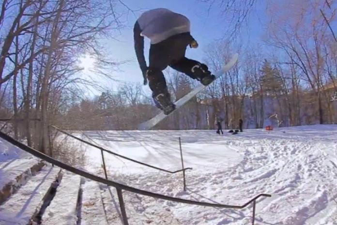 Burton: Snow Porn – Midwest Shredfest