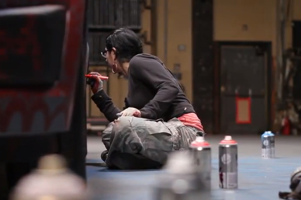 Chevy Sonic: Urban Art Video