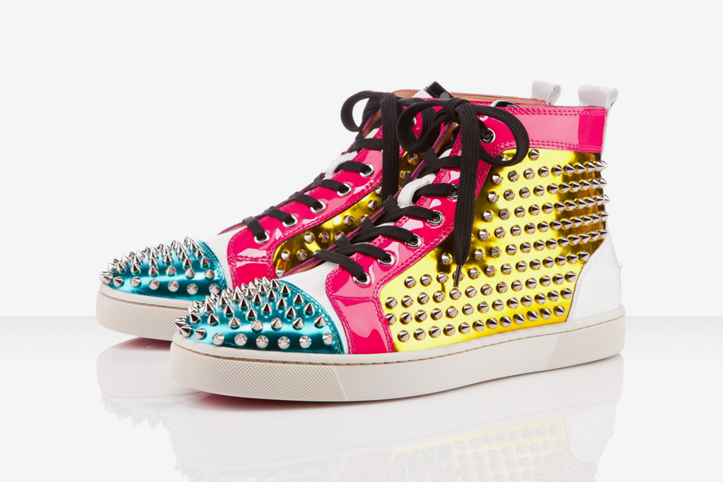 Christian Louboutin 2011 Holiday Louis Spikes
