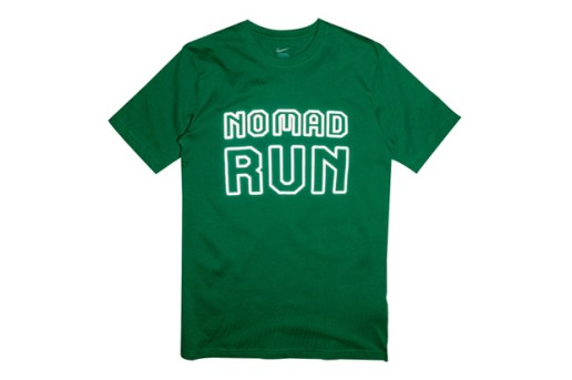 CLOT NOMADRUN Nike Charity Project T-Shirts