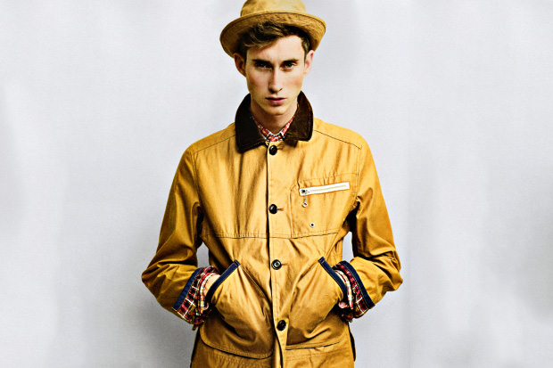 Junya Watanabe COMME des GARCONS MAN 2012 Spring/Summer Preview