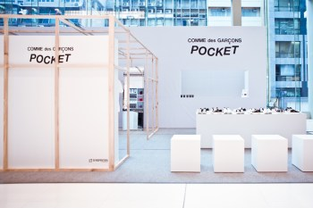 COMME des GARCONS Pocket @ The One Hong Kong