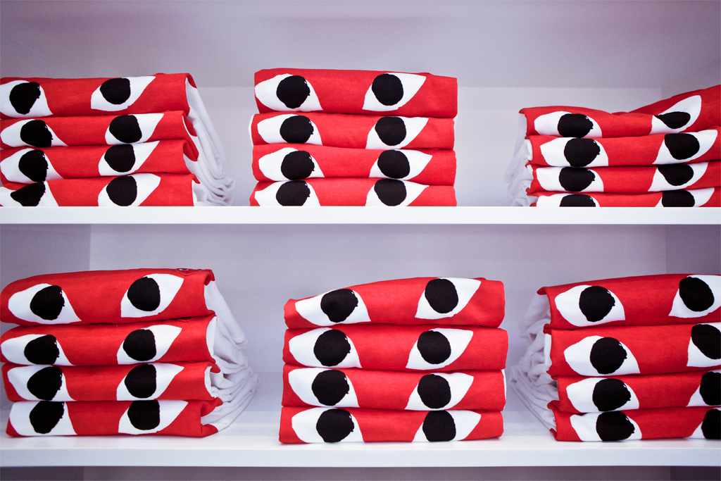 comme des garcons pocket the one hong kong