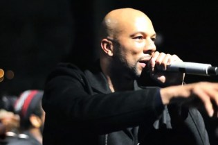 Common Album Release Party in LA