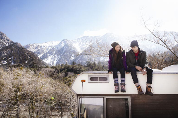 Converse 2011 Fall/Winter Outsider Collection Lookbook