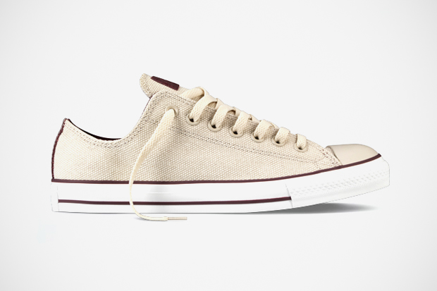 Converse 2011 Holiday Chuck Taylor All Star Ox Coated Canvas