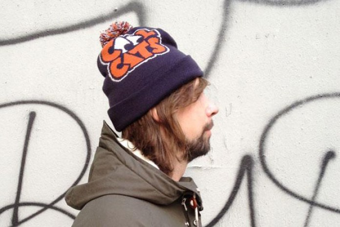 Cool Cats for Kangol Navy Beanie