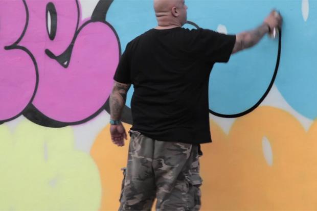 COPE2 Takes Over Wynwood @ Art Basel Miami 2011