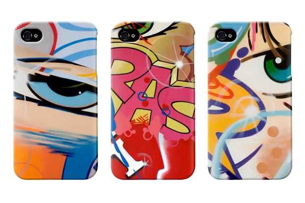 CRASH iPhone 4S Cases