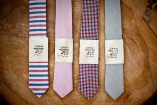 CXXVI 2011 Holiday Ties Collection