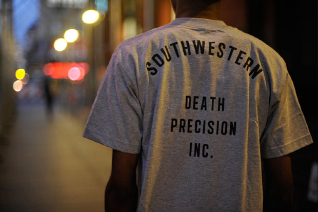 Death Precision, Inc. by thebrandwithnoname 2011 Holiday Release