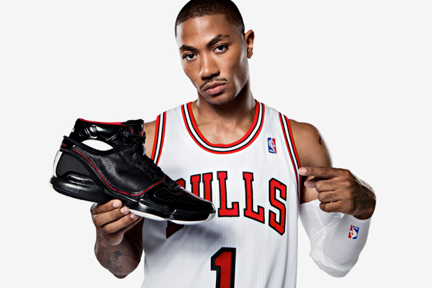 derrick rose to sign 250 million deal with adidas
