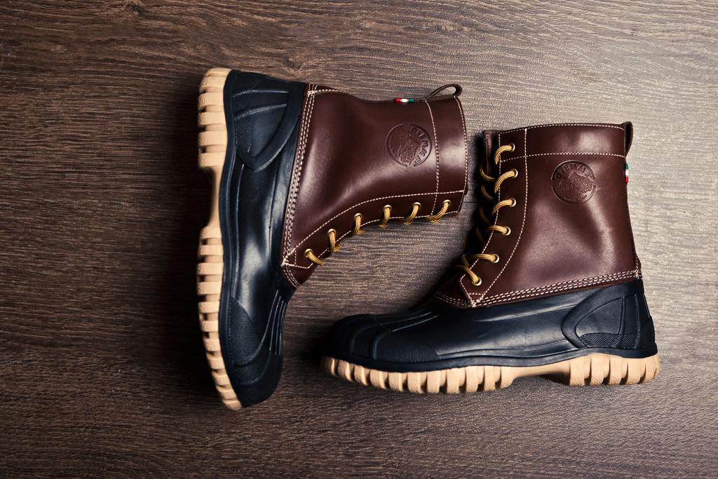 diemme 2011 fallwinter duck boots