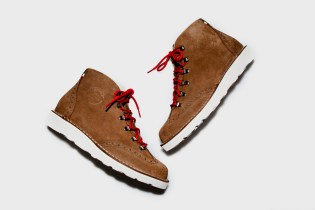 Diemme Brogue Hiking Boot