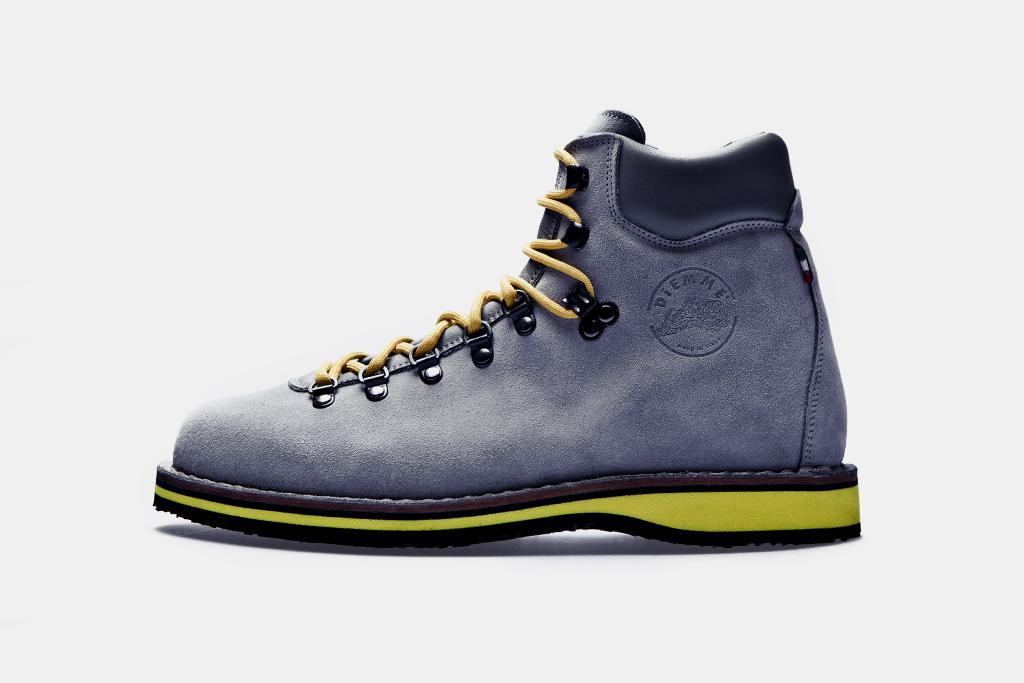 Diemme Roccia Vet Boot Grey/Yellow