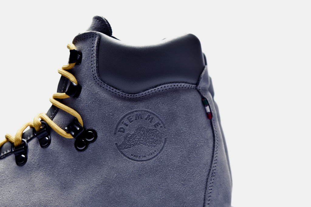 Diemme Roccia Vet Boot Grey/Yellow