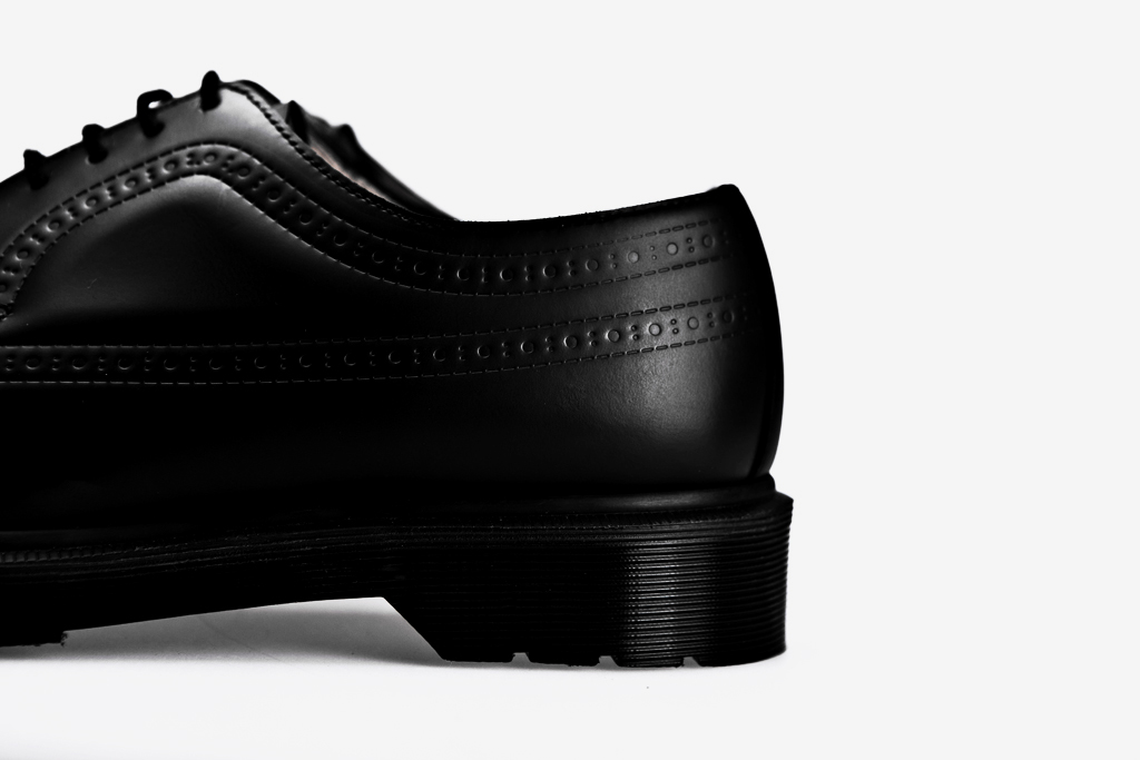 dr martens for hypebeast 3989 5 eye brogue