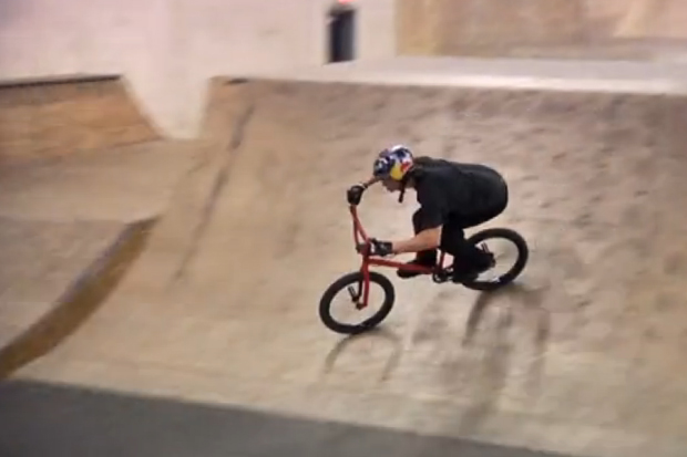 Drew Bezanson at Joyride 150 Bike Park by Justen Soule