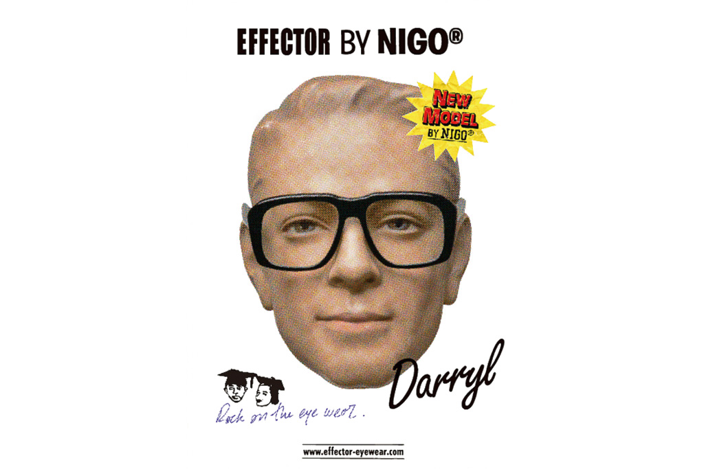 EFFECTOR by NIGO 2011 Holiday Collection