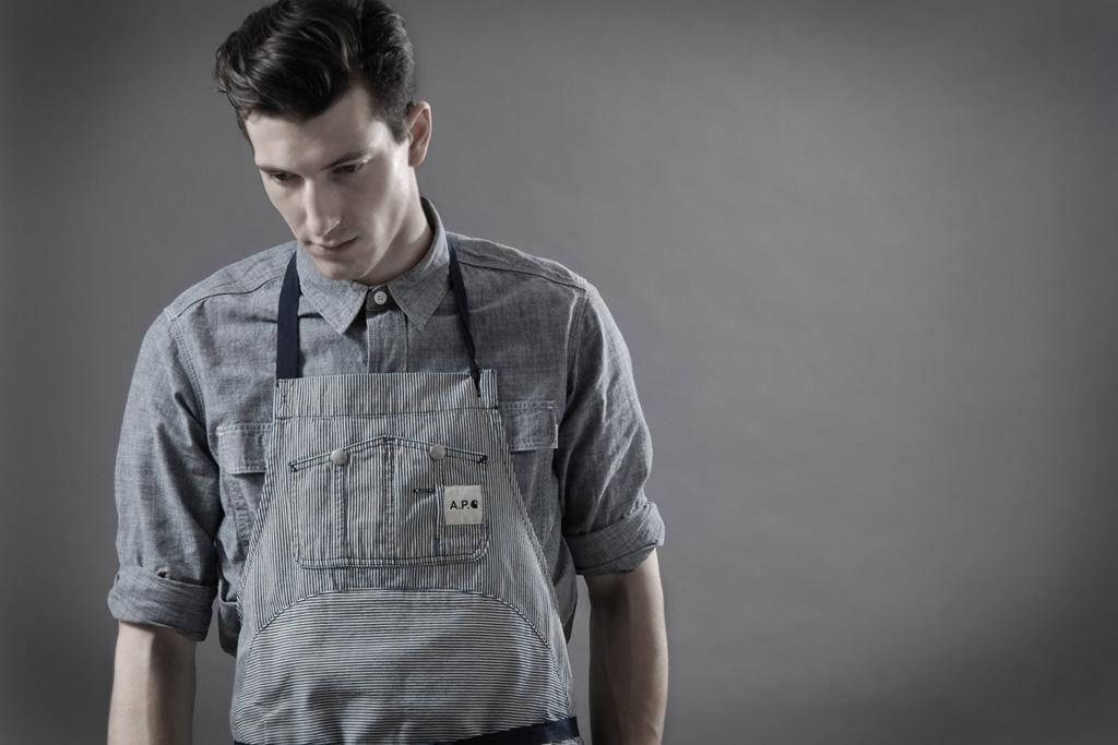 End Clothing: A.P.C. x Carhartt 2012 Spring/Summer Lookbook